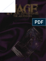 Mage the Ascension - Core Rulebook - Revised Edition