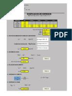Dosificacion Concreto Metodo ACI 211