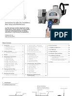 Instruction Manuals for Installation and Maintainance.pdf