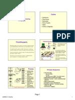Photolithography 1