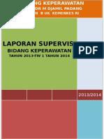 Cover Laporan Supervisi Bidkep