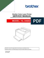 All Download HTML AttFile 0000013594 HL3450 SM