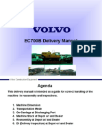 EC700B Delivery Manual