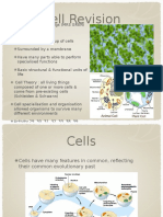 cell revision