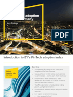 Fintech Adoption Index Germany E&Y 2016