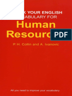 Check Your English Vocabulary for Human  Resources.pdf