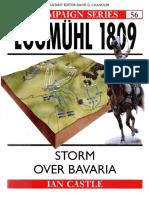 Osprey - Campaign 056 - Eggmuehl 1809 - Storm Over Bavaria