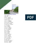 Tập Hợp Từ Vựng Tiếng Nhật Sơ Cấp - Minnano Nihongo Bài 4