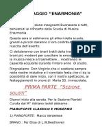 SAGGIO Enarmonia 2016 Presentatrici