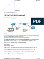 Ccna Nat Sim Question 2