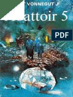 Abattoir 5 - Kurt Vonnegut Jr..epub