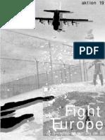 Fight Europe – Kritik an der Festung Europa