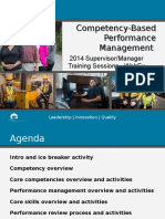 Competency-Based Performance Management 2014