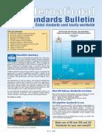 International Standards Bulletin