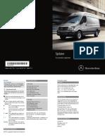 2015 Mercedes Benz Sprinter Fuse