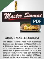 Master Siomai