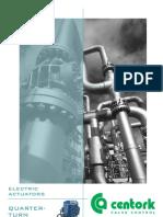 480 Quarter Turn Actuator-Product Catalogues-English