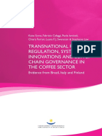 Coffee Sector_supply Chain Governance