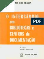 Livro - Intercâmbio Entre Bibliotecas
