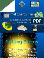 Thermal Energy Transfer Pp