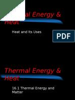 Energy & Heat