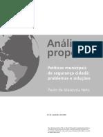 Plano Municipal SC