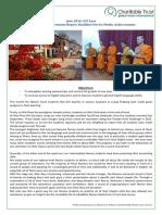 Laos June 16 Monthly Achievements