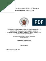 Educacion a La Paz y Sistemica