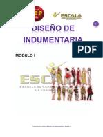 Diseño de Indumentaria - Modulo 1