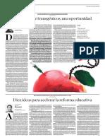 Moratoria de Transgénicos, Una Operación