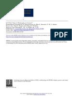 B - BURGOS,J.(2006) - Review, Philosophical Foundation of Neuroscience, By Hacker (Ler!!!)