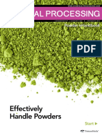 CP 1211 Effectively Handle Powders