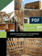 La actualidad de la Arquitectura en Bambu en el Perú