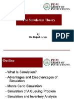 PDM simulation queuing theories.ppt