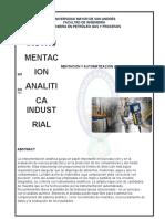 instrumentacion analitica industrial