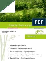 El Bambú, Desde Una Perspectiva Global