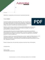 Ecoflex - Proposta Revista Automotive Business