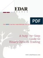 Step By Step Binary Options Trading Guide