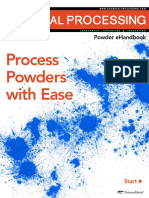 CP Ehandbook 1302 Process Powders With Ease