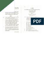 Lucknow University-LLB-Law of Crimes (IPC)-2008-CnBalendu Roy