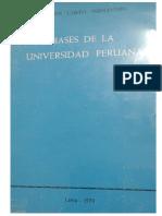Cueto Fernandini - Bases de La Universidad Peruana