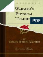 Warmans Physical Training 1000025218