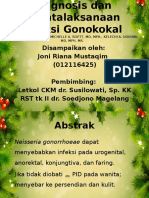 ppt gonore