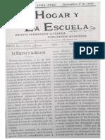 Elvira Garcia y Garcia - Higiene y Escuela