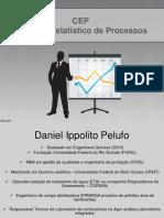 CEP- Contorle Estatístico de Processos