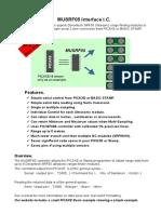MUSRF05 Data Sheet