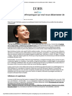 David Graeber, l'Anthrop...Etat - Bibliobs - L'Obs