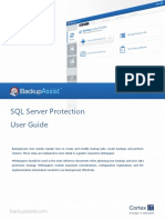 SQL Server Protection Userguide