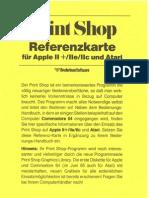 PrintShop Referenz Deutsch