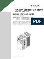 Guia Rapida j1000